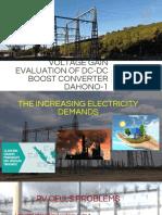 Voltage Gain Evaluation of DC-DC Boost Converter Dahono-1 2017 Bandung.Pptx