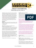 Warhammer Aos Generals Handbook En