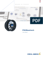 Ziehl Abegg Users Manual FANselect en En