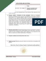 Ficha de lectura 2010 - 2