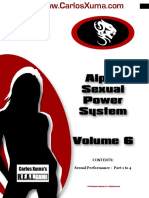 Alpha Sexual Power Vol 6