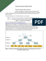 Average case analysis of binary search.pdf