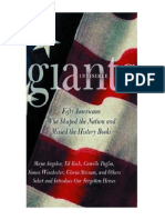 Mark C. Carnes Invisible Giants Fifty Americans Who Shaped the Nation but Missed the History Books