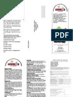 New LEADD Registration Form 2010