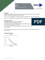 HexPly M21 Global DataSheet