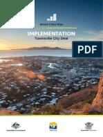 Townsville City Deal Implementation Plan