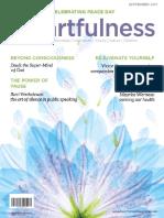 Heartfulness Magazine September 2017 Issue