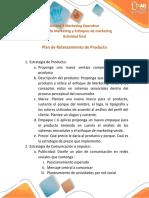 100504 Estructura Plan de Relanzamiento de Producto