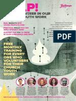 Youthwork Volunteer Training 2017