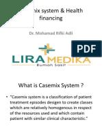 Health Financing Presentation