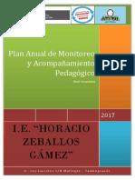 PLAN DE MONITOREO Y ACOMPAÑAMIENTO PEDAGÓGICO 2017.docx