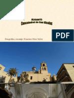 51894 Alicante. Concatedral de San Nicolas