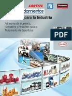 Soluciones en pegamentos Para La Industria