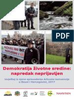 Demokratija životne sredine