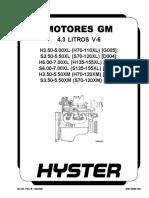 GM VORTEC V6 4.3