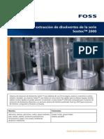 Soxtec 2000 Solution Brochure_ES PDF