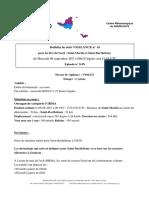 Bulletin Suivi Iles Nord