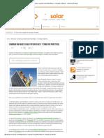 Comprar un panel solar fotovoltaico - 7 consejos prácticos.pdf