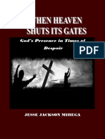 When Heaven Shuts Its Gates (E-Book)