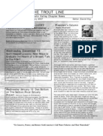 Dec 2006 - Jan 2007 Trout Line Newsletter, Tualatin Valley Trout Unlimited