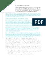 Bahasa Indonesia Sebagai Lambang Kebanggaan Nasional