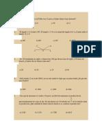 Matematicas Primer Nivel