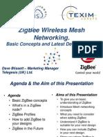 Evoluon Zigbee Presentation