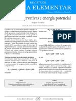 Vol 1 Num 1 10 Art ForcasConservativasEnergiaPotencial