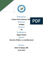 tarea 3 de derecho constitucional y politico.docx