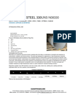 Stainless Steel 330 Sheets, Plates, Coils ASTM A240 Stainless Steel 330Sheets Suppliers