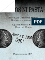 Gutiérrez Molina, José Luis y García Calvo, Agustín - Ni Dios ni pasta [Anarquismo en PDF].pdf