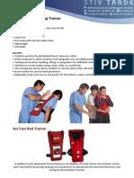 The Actfast Anti-Choking Trainer
