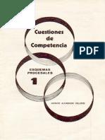 Cuadros Alvarado Velloso. Competencia