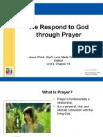 TX004820-3-PowerPoint-B-Chapter 14-We Respond Prayer
