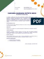 Ficha Tecnica - Cascara Sagrada (Ext-seco)