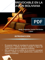 PODER IRREVOCABLE.ppt