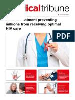 Medical Tribune August 2014
