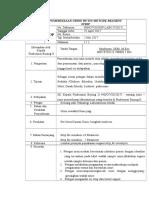 Pemeriksaan Urin Rutin Metode Reagen Strip