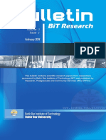 BiT Research Bulletin 2014