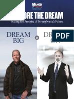 Paul Mango's  Restore the Dream