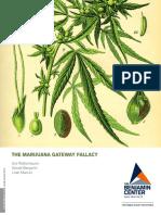 The Marijuana Gateway Fallacy