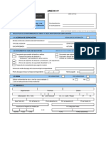 IV - FUE - Conformidad de Obra y Declaratoria de Edificación