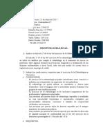 Informe Odontologia Legal