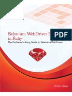 Selenium Recipes in Ruby Sample