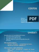 Clase I Conceptos de Costos 2-2017