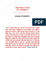 The Holy War on America Book Exhibits 2017