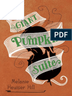 Giant Pumpkin Suite by Melanie Heuiser Hill Chapter Sampler