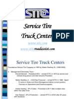 Service Tire Truck Centere ǀ STTC
