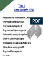 Programas de diseño