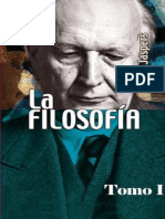 Filosofia - Tomo I
